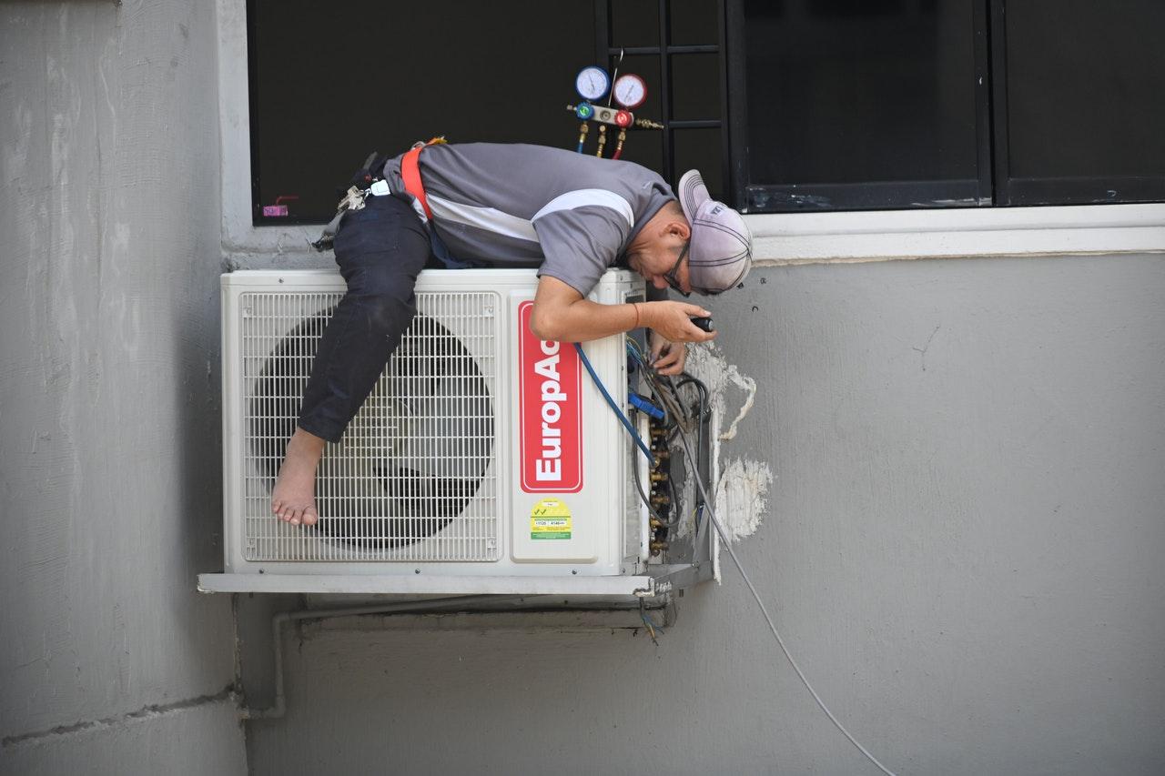 Mechanische ventilatie vervangen